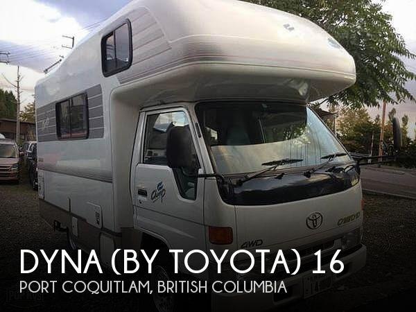 1998 Dyna (by Toyota) 16