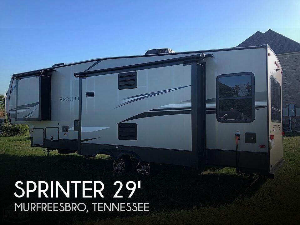 2020 Keystone Sprinter Campfire 29fwrl