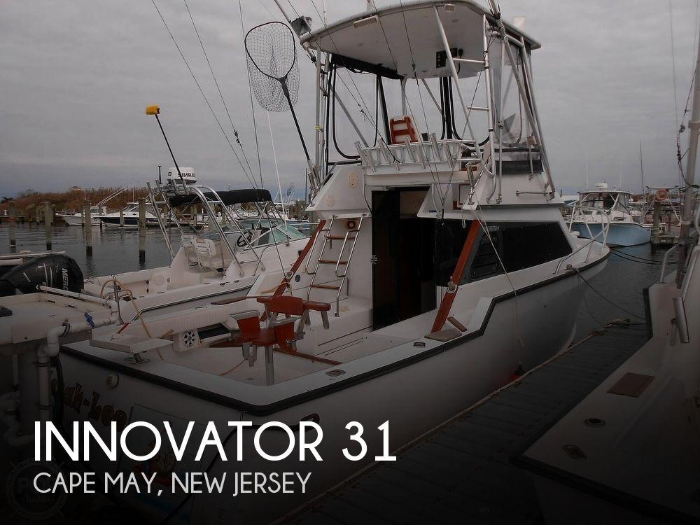 1988 Innovator 31 Sportfish