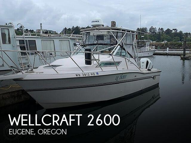 2013 Weldcraft Coastal 2600
