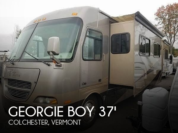 2006 Georgie Boy Cruise Master