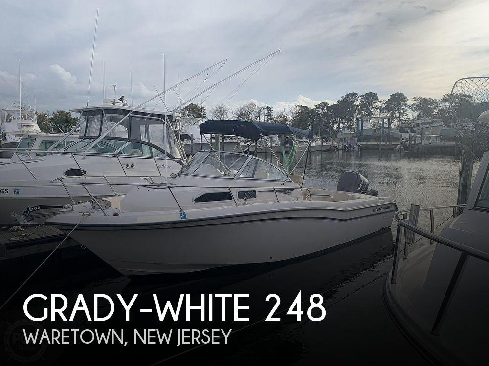 2002 Grady-White 248 Voyager