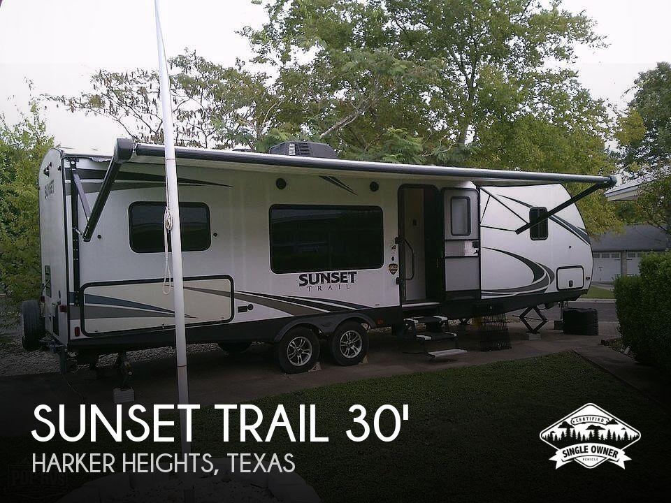 2018 CrossRoads Sunset Trail 30