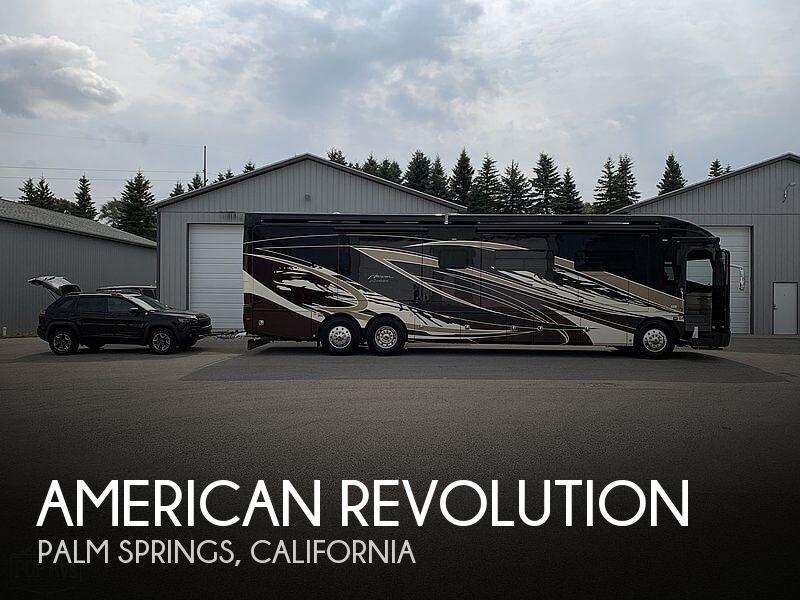 2020 American Coach American Revolution 42V