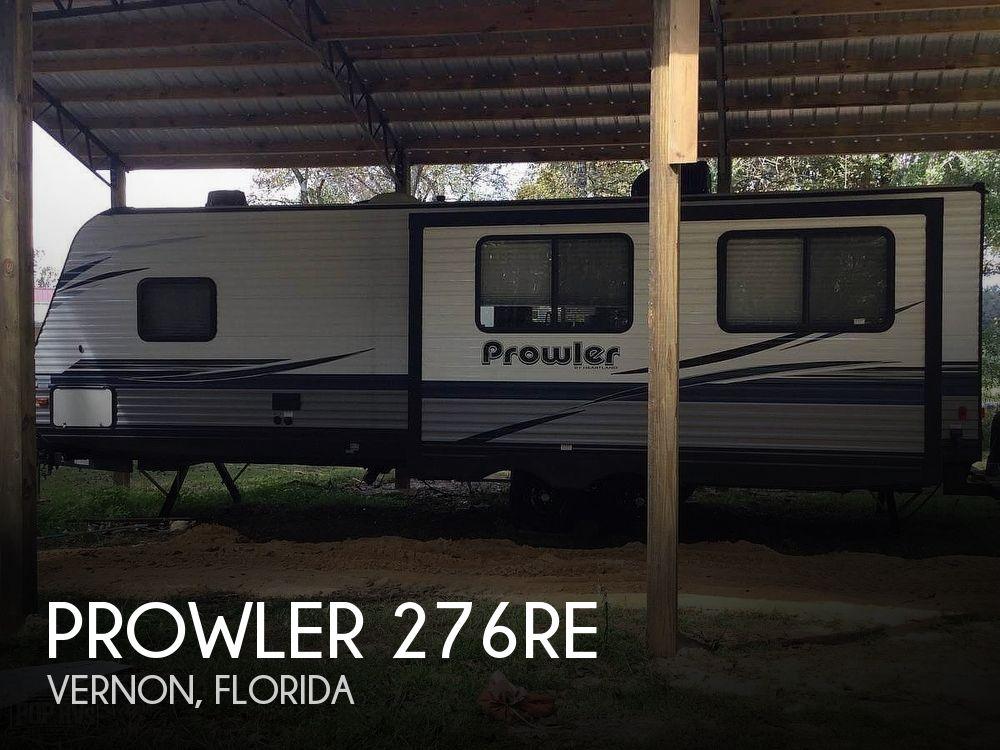 2020 Heartland Prowler 276re
