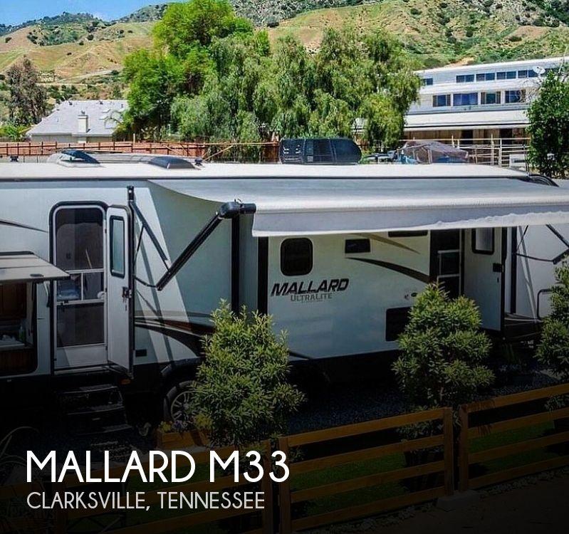 2017 Heartland Mallard M33