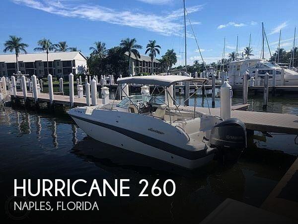 2005 Hurricane 260