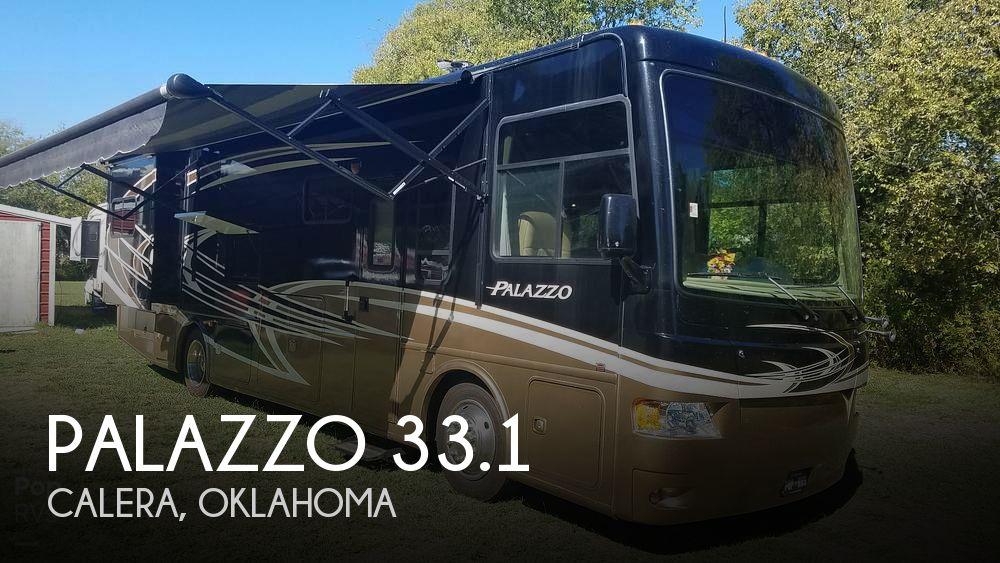 2013 Thor Motor Coach Palazzo 33.1