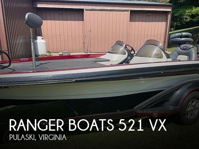 2004 Ranger Boats 521 VX