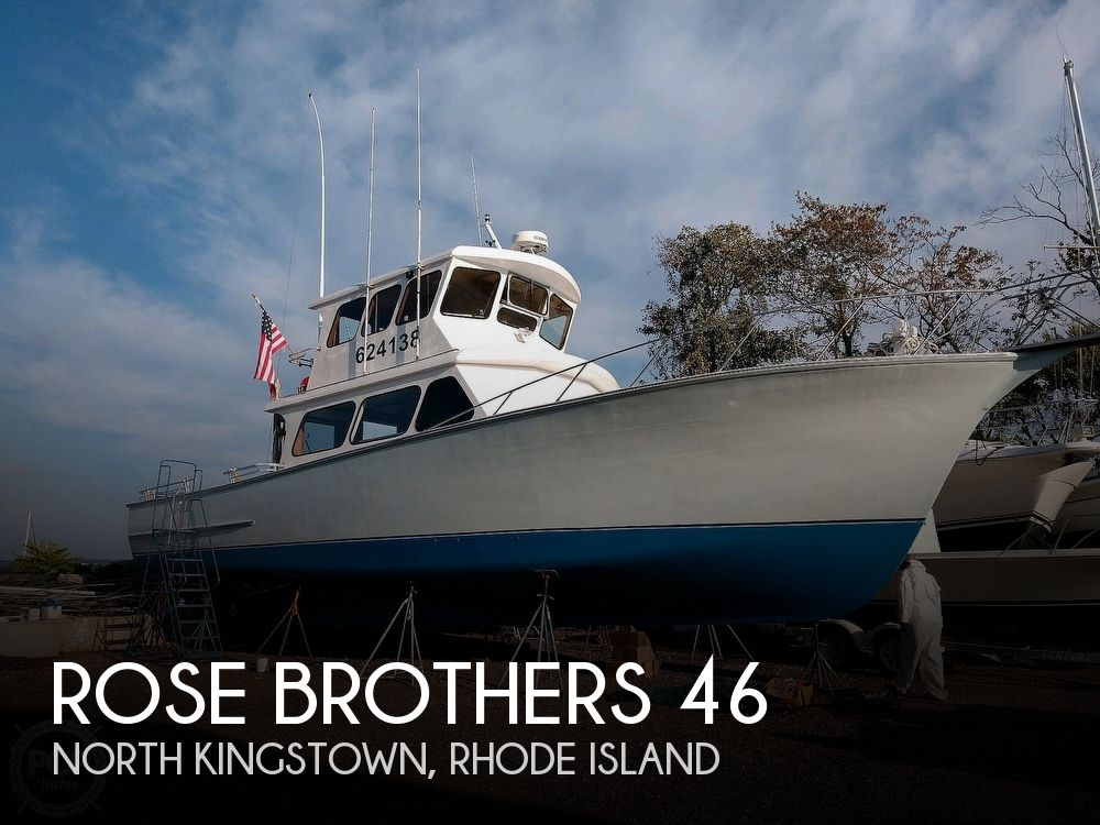1980 Rose Brothers 46