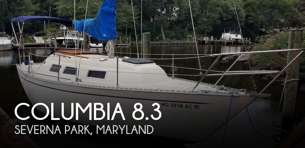 1978 Columbia 8.3