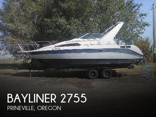 1989 Bayliner 27