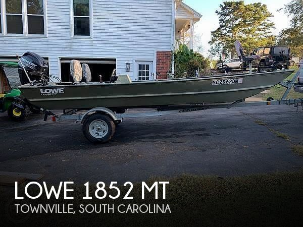 2016 LOWE 1852 MT for sale