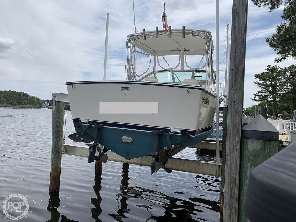 1989 North Coast boat for sale, model of the boat is 24 & Image # 5 of 40