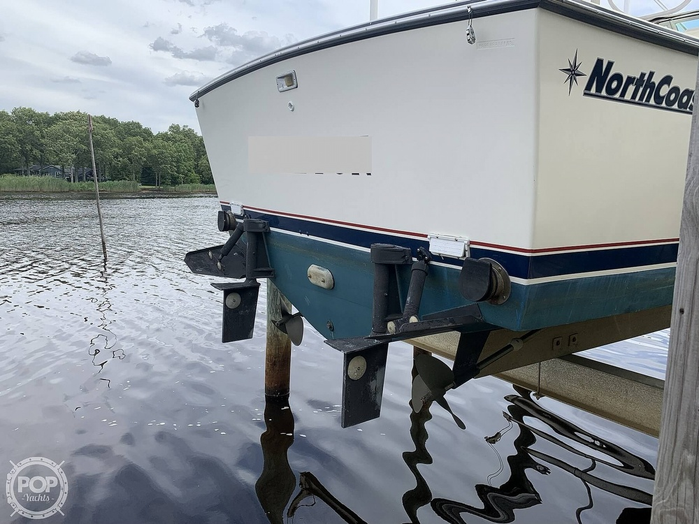1989 North Coast boat for sale, model of the boat is 24 & Image # 14 of 40
