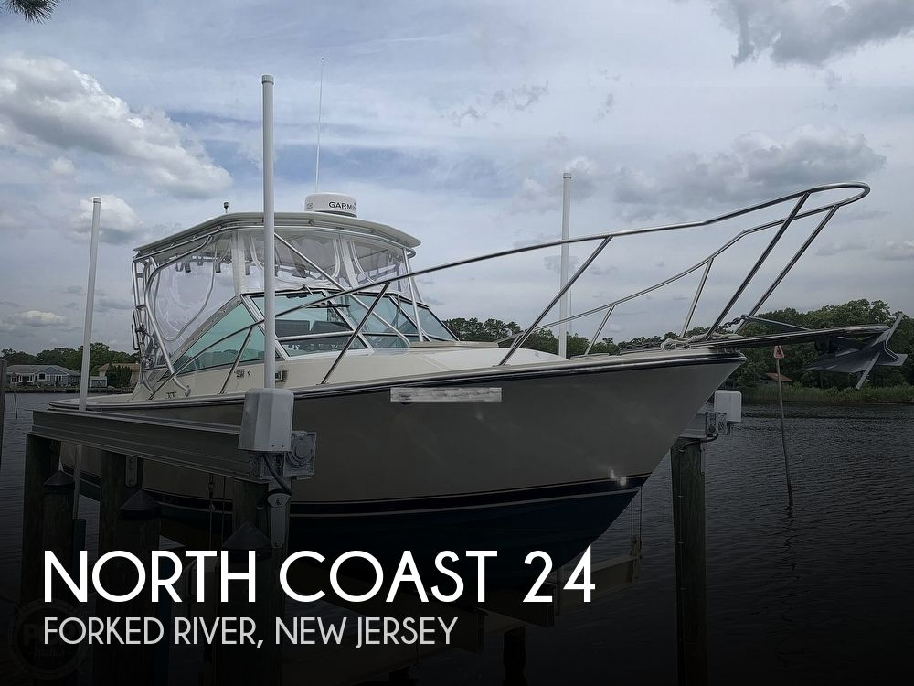 1989 North Coast boat for sale, model of the boat is 24 & Image # 1 of 40
