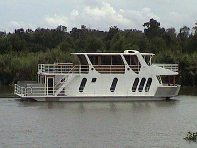 Chiasson Catamaran MotorYacht, 60', for sale - $550,000