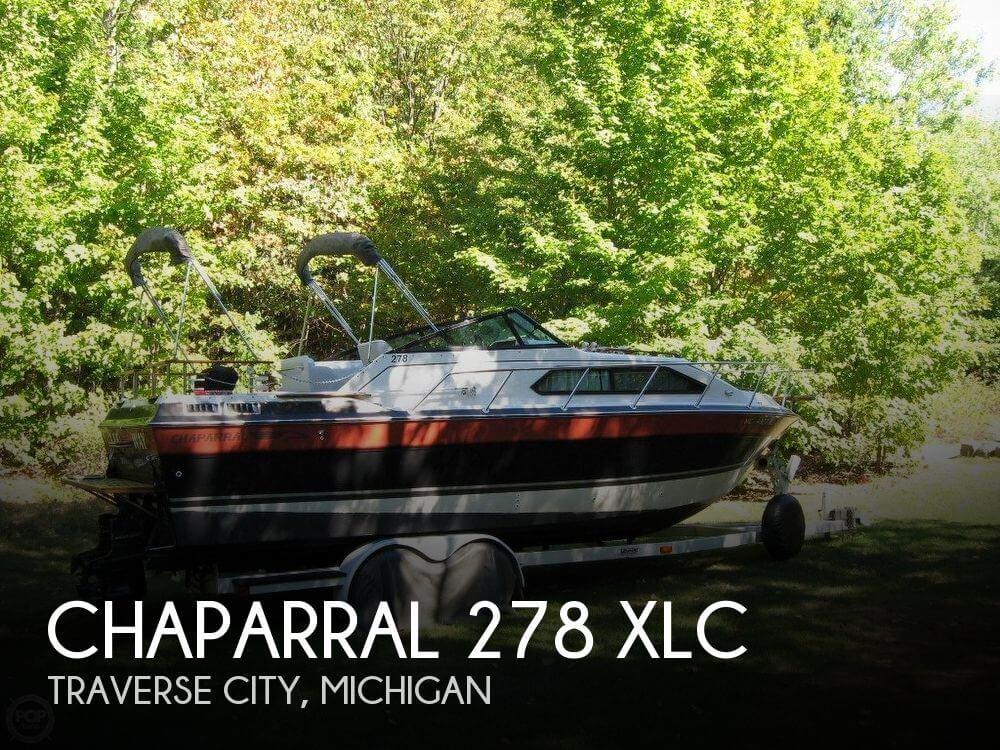 1988 Chaparral 278 XLC - Photo #1