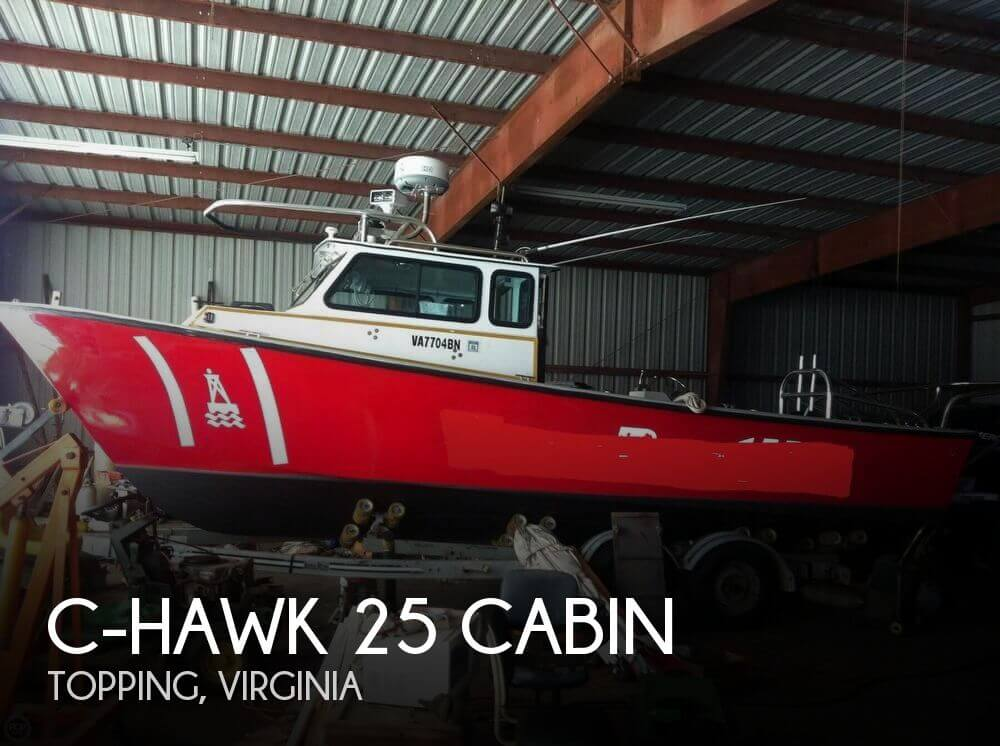 1986 C HAWK 25 for sale