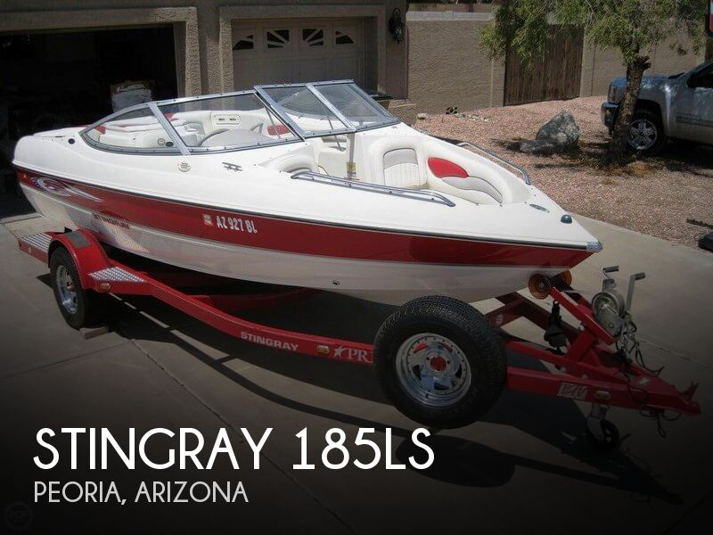 2007 STINGRAY 185LS for sale