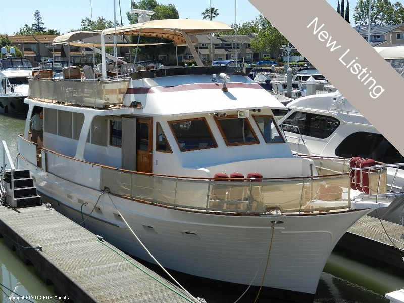 1982 Kha Shing boat for sale, model of the boat is 50 & Image # 1 of 40