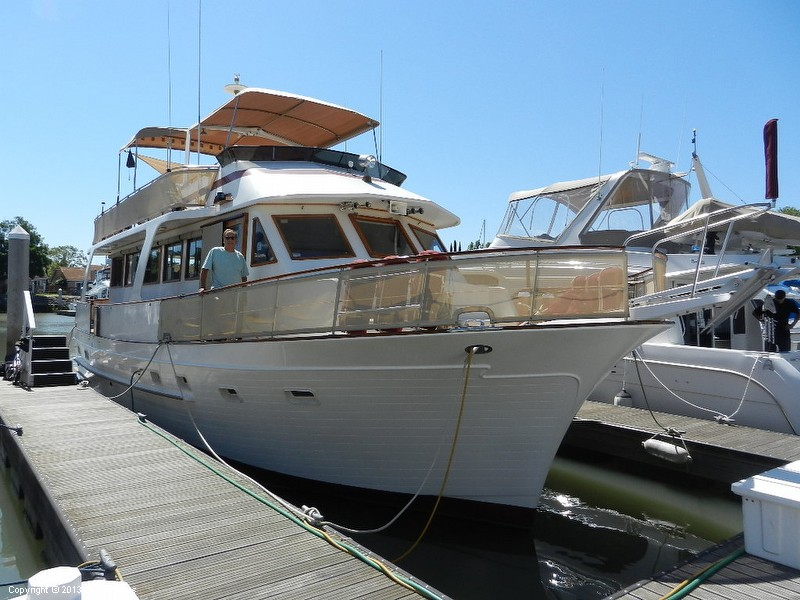 1982 Kha Shing boat for sale, model of the boat is 50 & Image # 14 of 40