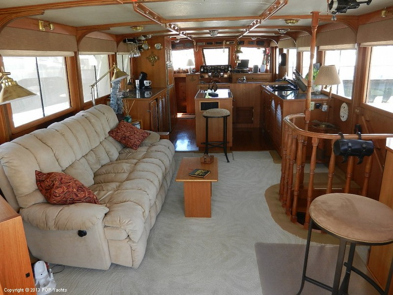1982 Kha Shing boat for sale, model of the boat is 50 & Image # 5 of 40