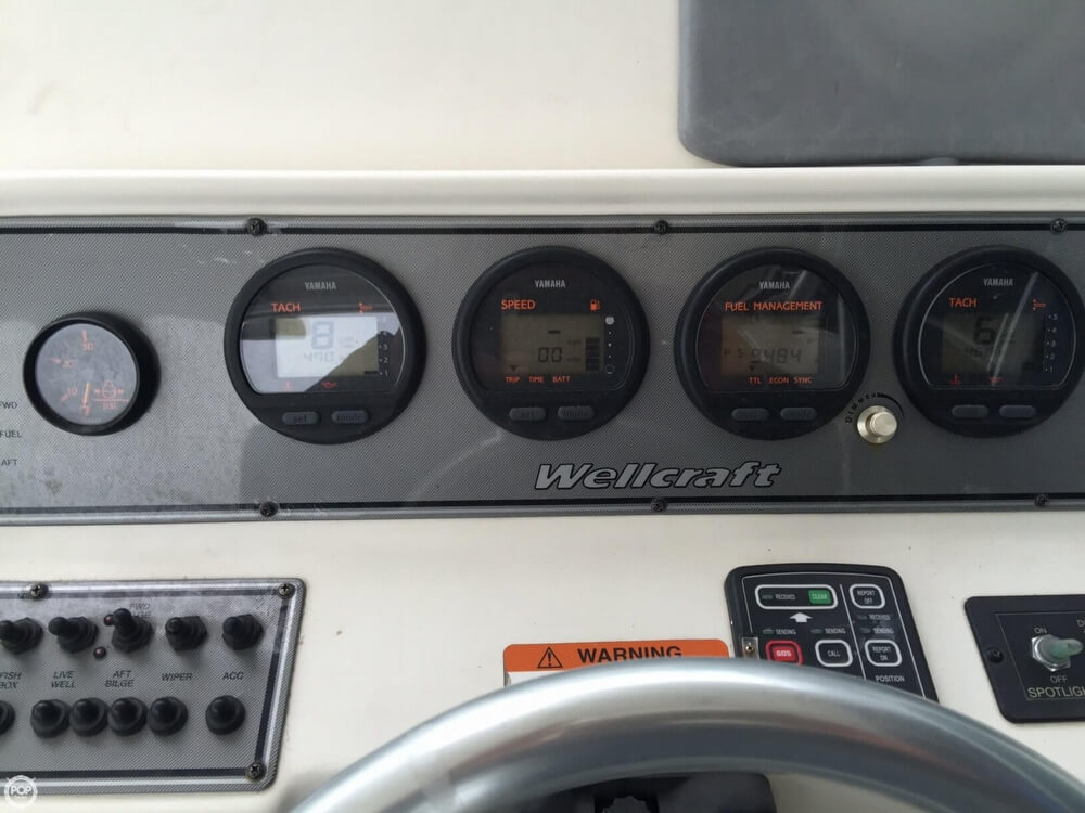 2004 Wellcraft 290 Coastal - Photo #27