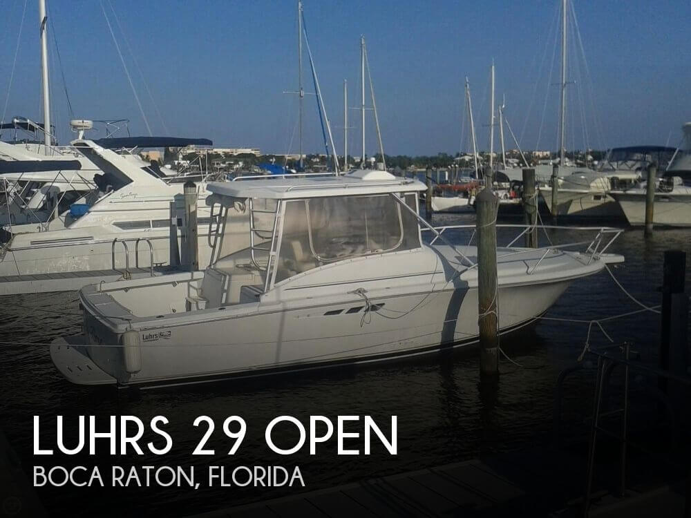1994 LUHRS 29 OPEN for sale