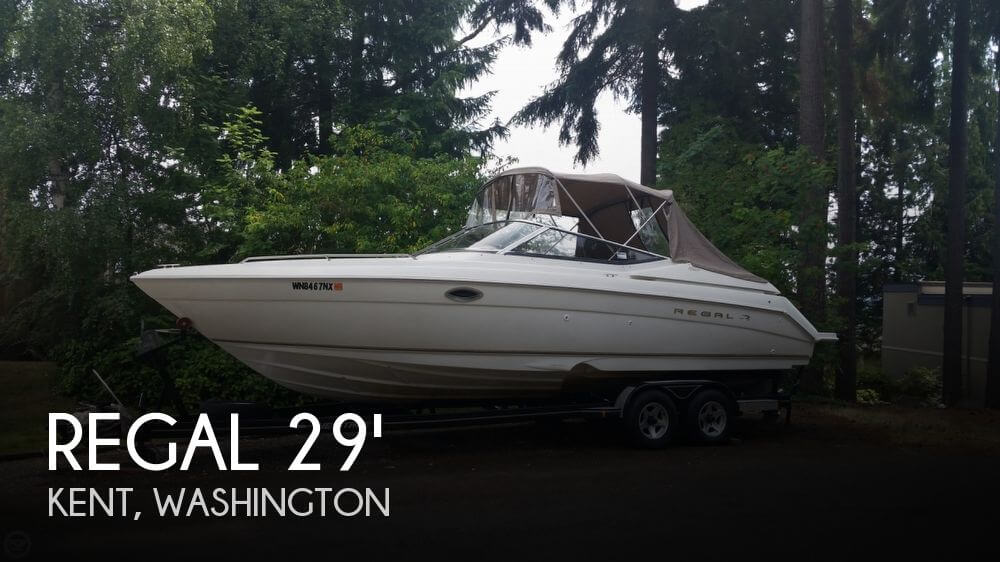 2002 Regal 2900 LSR Bowrider