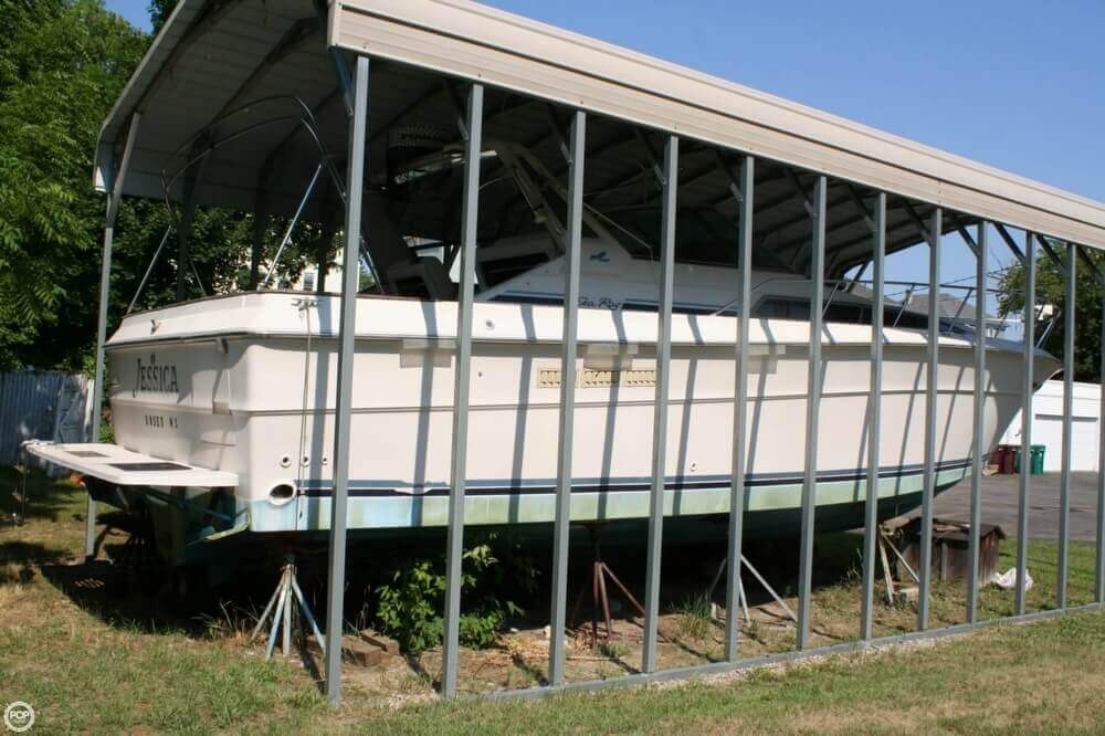 1987 Sea Ray boat for sale, model of the boat is 390 & Image # 38 of 40