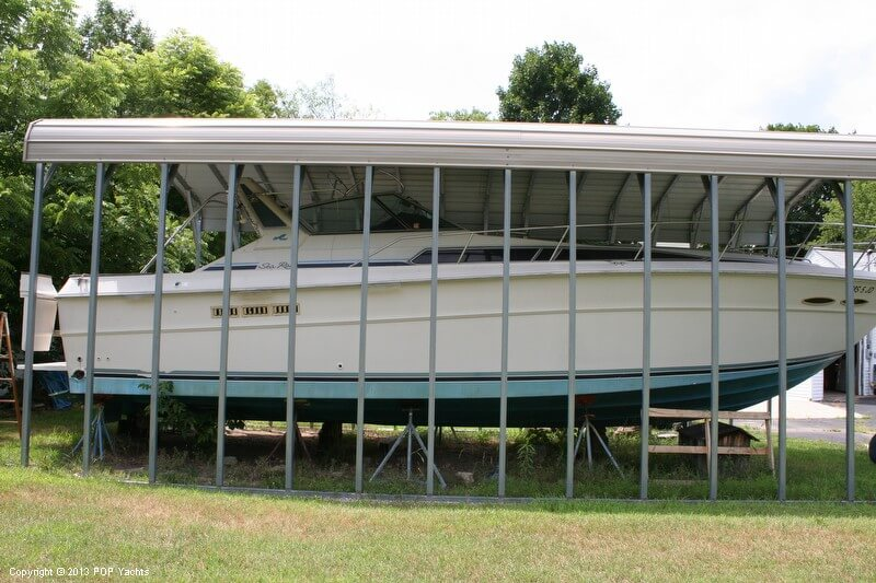 1987 Sea Ray boat for sale, model of the boat is 390 & Image # 2 of 40