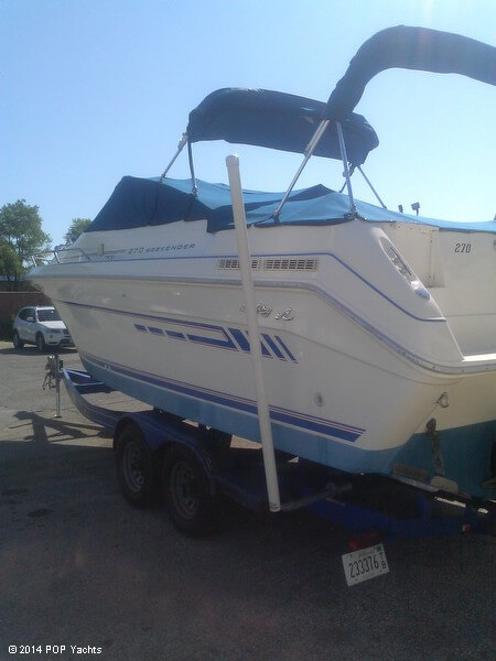 Sea Ray 270 Weekender, 270, for sale - $17,800