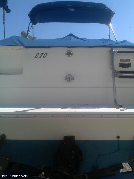 1992 Sea Ray 270 Weekender - Photo #4