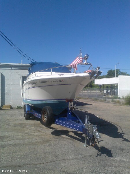 1992 Sea Ray 270 Weekender - Photo #6