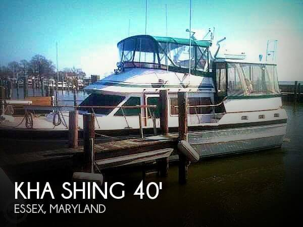 1984 KHA SHING 40 SPINDRIFT for sale