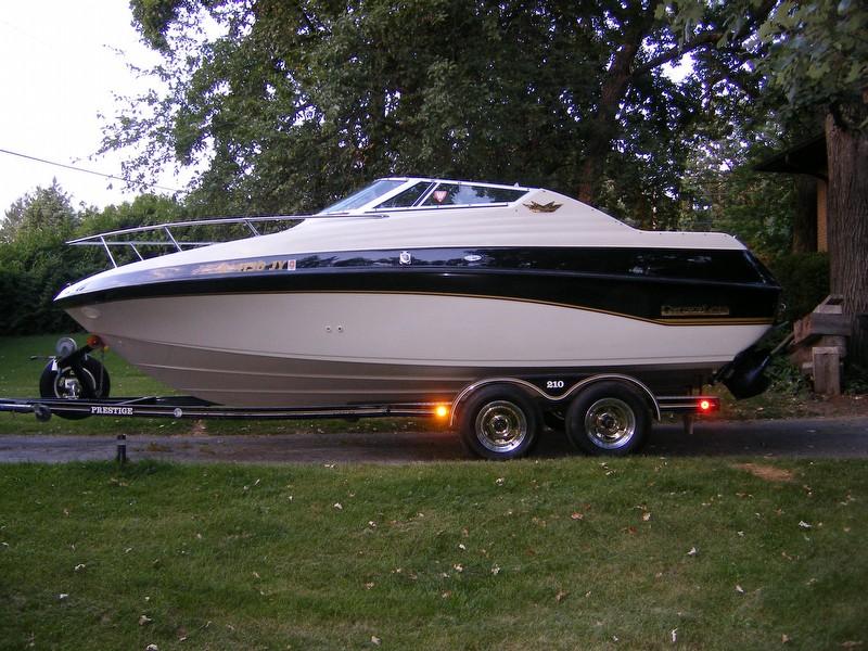 [DIAGRAM_3US]  SOLD: Crownline 210 CCR boat in Beecher, IL   030690   96 Crownline Wiring Diagram      POP Yachts