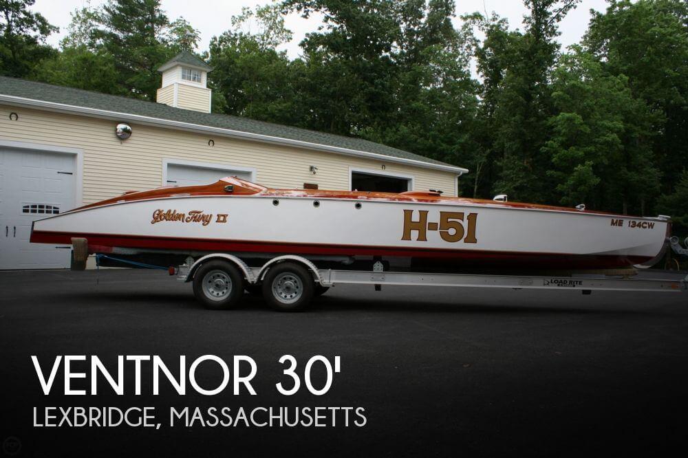 For Sale Used 2002 Ventnor 30 Race Boat In Lexbridge