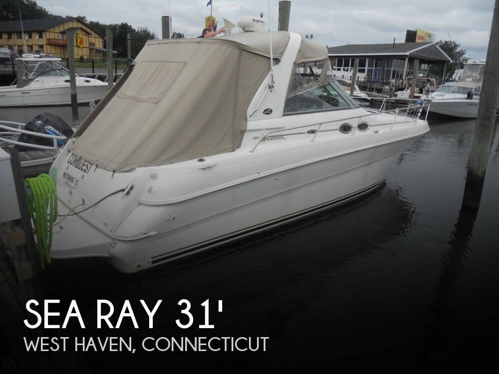 2002 SEA RAY 310 SUNDANCER for sale