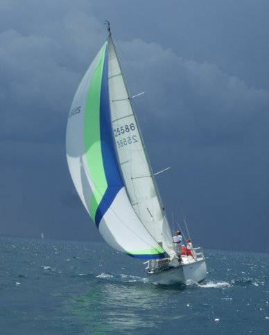 Hunter 31, 31', for sale - $24,500