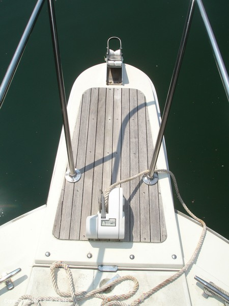 1982 Trojan 33 International Flybridge Sportfish - Photo #22