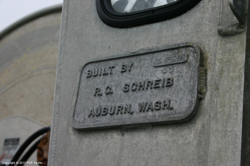 1988 Schreib 24 Aluminum Bowpicker - Photo #19