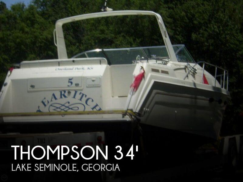 1995 Thompson 3400 Santa Cruz