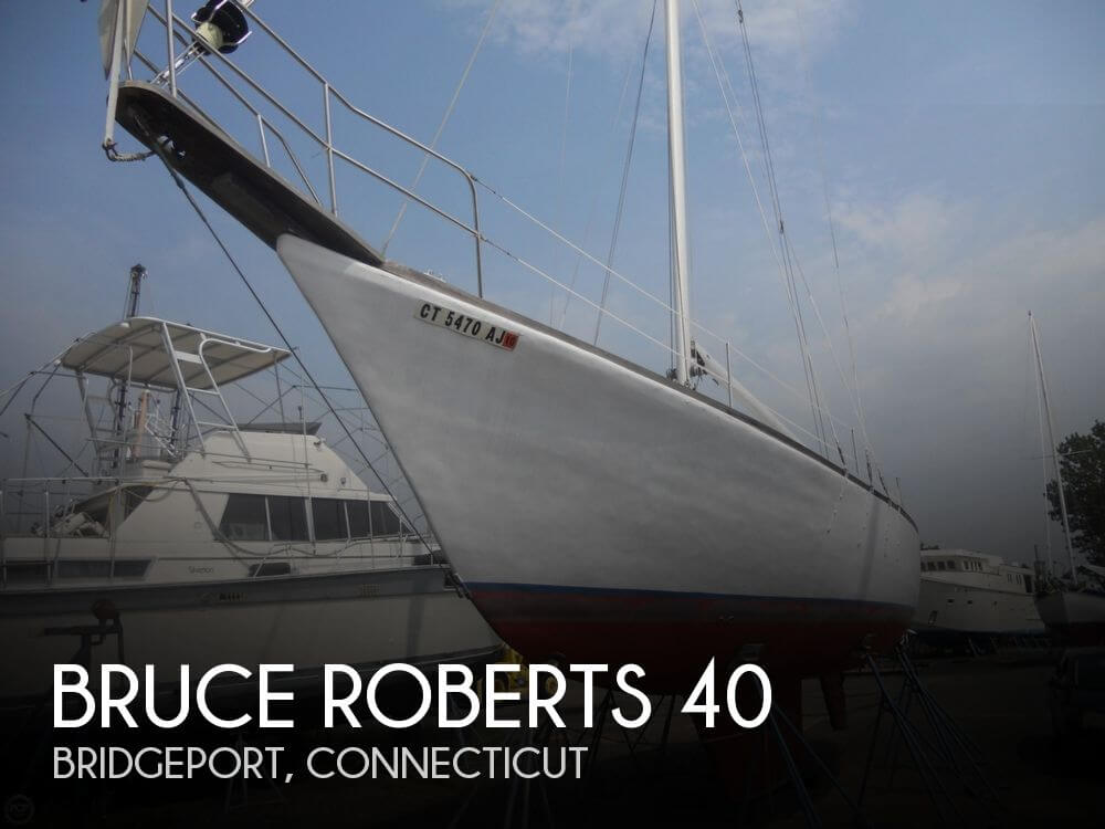 1988 BRUCE ROBERTS 40 for sale