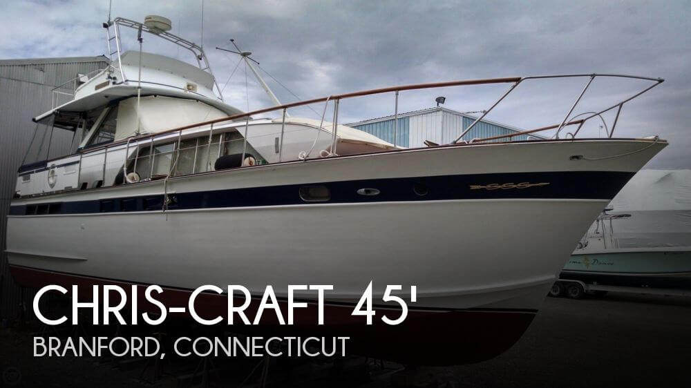 1967 CHRIS CRAFT 45 CONSTELLATION for sale