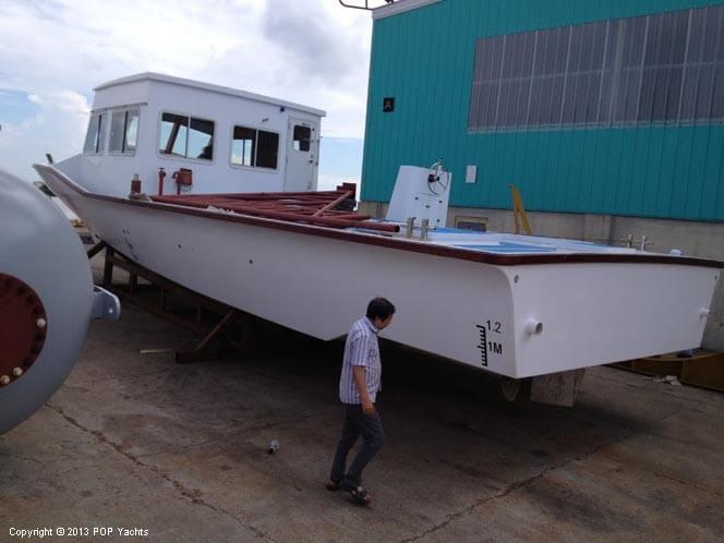 2013 YH Ships 55 Fish Or Shrimper - Photo #15