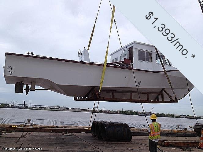 2013 YH Ships 55 Fish Or Shrimper - Photo #10