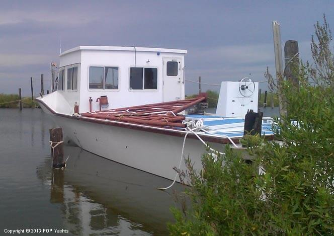 2013 YH Ships 55 Fish Or Shrimper - Photo #16