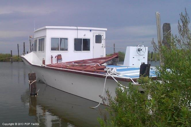 2013 YH Ships 55 Fish Or Shrimper - Photo #17