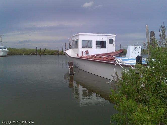 2013 YH Ships 55 Fish Or Shrimper - Photo #19